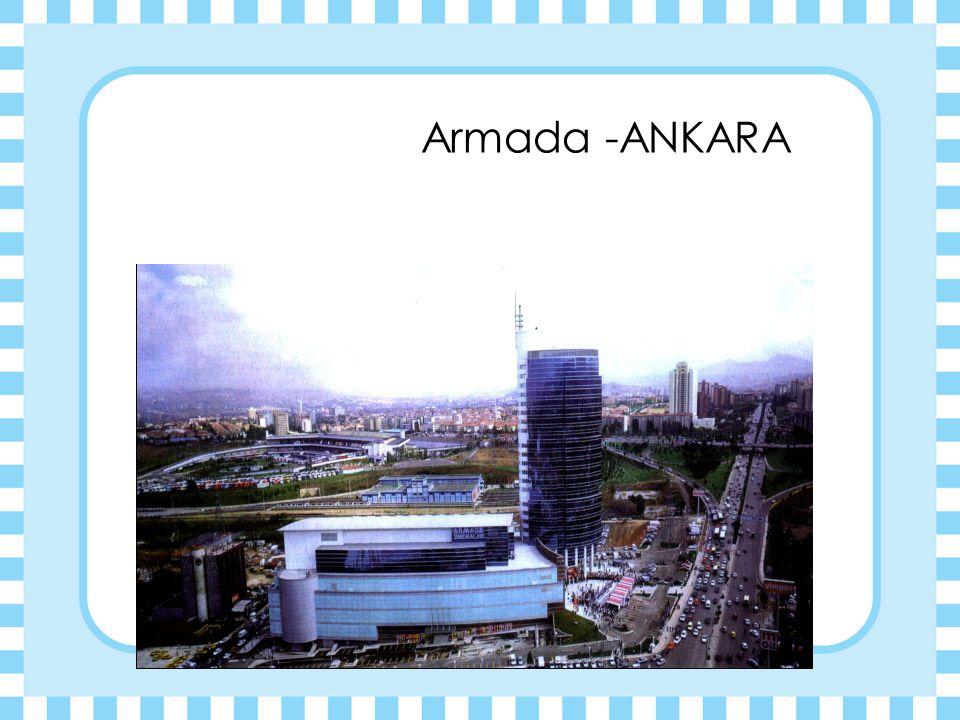 KARUM -Ankara  atakule