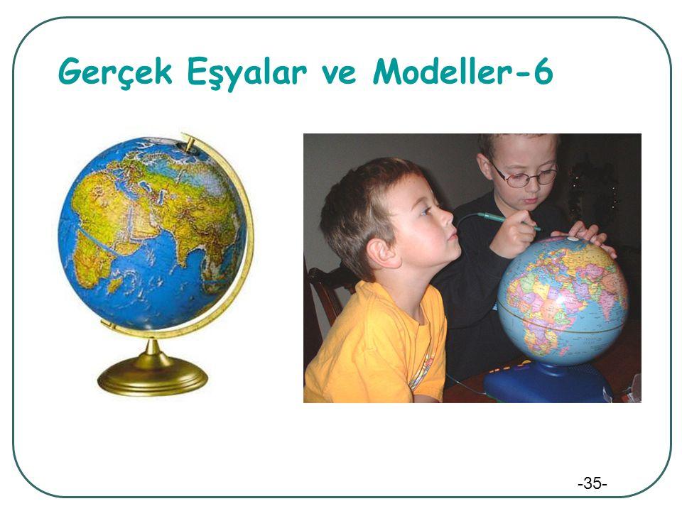 -35- Gerçek Eşyalar ve Modeller-6