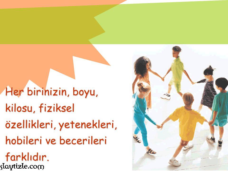 Barış Türkçe dersini daha çok seviyor. Makarna yemeyi seviyor. Hafta sonları hep geç yatıyor.