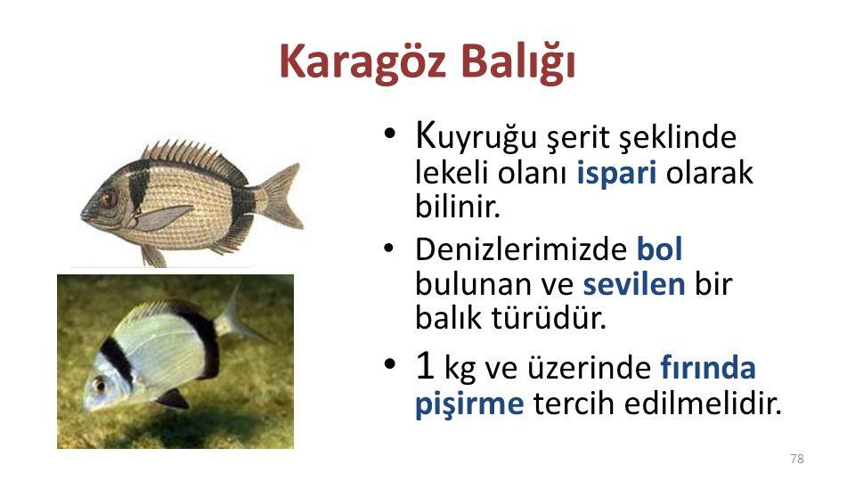 Horozbina M etamorfoz geçirir.B öcek, kurt ya da balık yumurtalarıyla beslenirler.