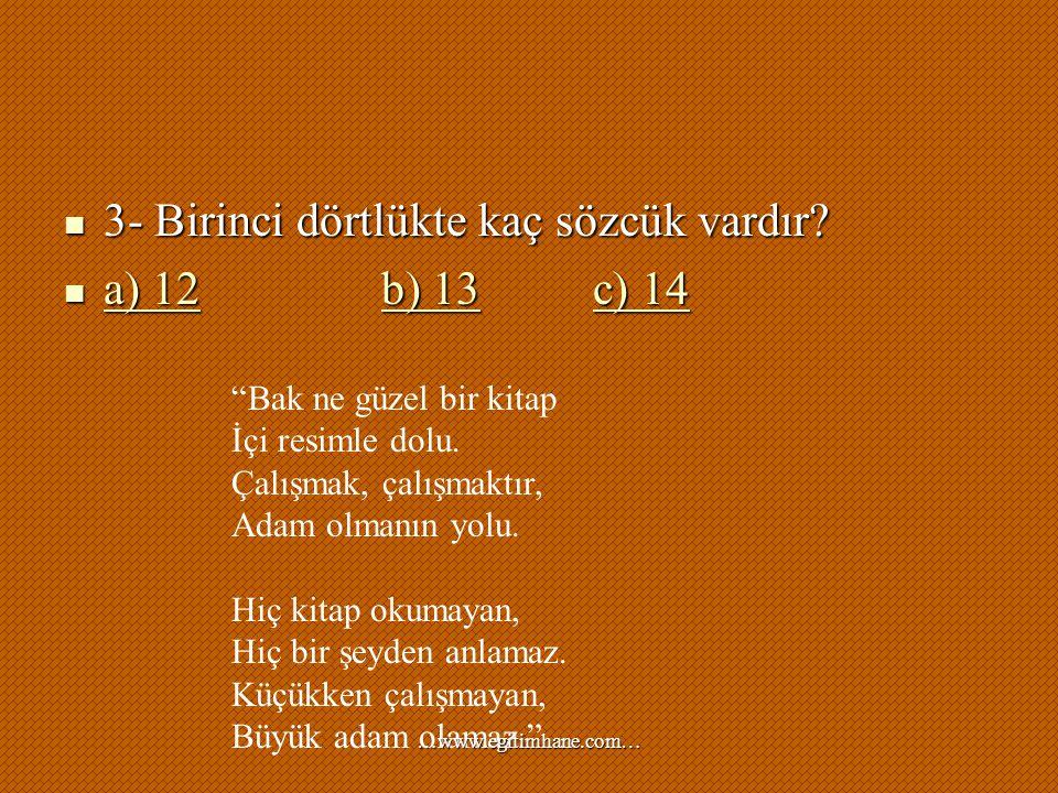 40- Bütün türkler Atatürk'ü çok sever. tümcesinde hangi sözcükte, özel adların yazımı ile ilgili bir yanlışlık vardır.