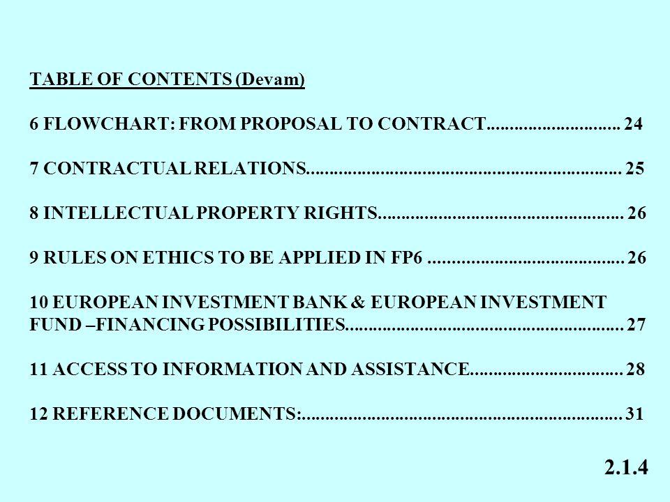 Project and Partner Search Resources http://www.cordis.lu/marketplace http://eoi.cordis.lu/search_form.cfm - Proje yönetimi, içerik, etik konular, sunuş ve sonuç açısından, Komisyon'un beklentisi olan yüksek kaliteyi yakalamaya özen gösterilmesi - Kontratın şartlarının, partner'lerinizce iyi anlaşılıp, anlaşılmadığının kontrol edilmesi 5.1