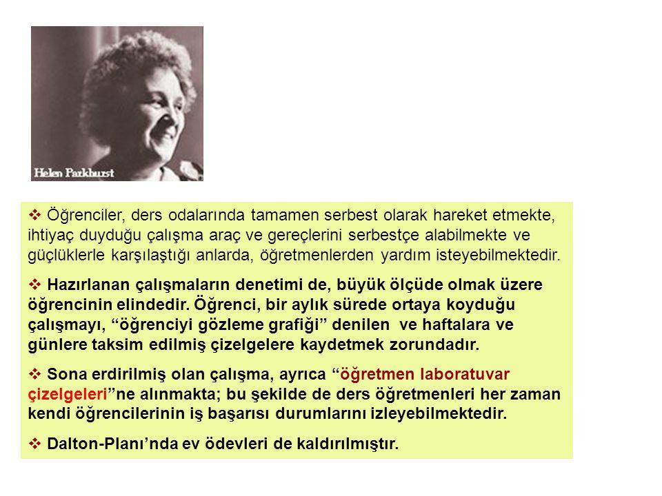 Jena-Planı'nın esas eğilimi, katı sınıflar sistemini kaldırmaktır.
