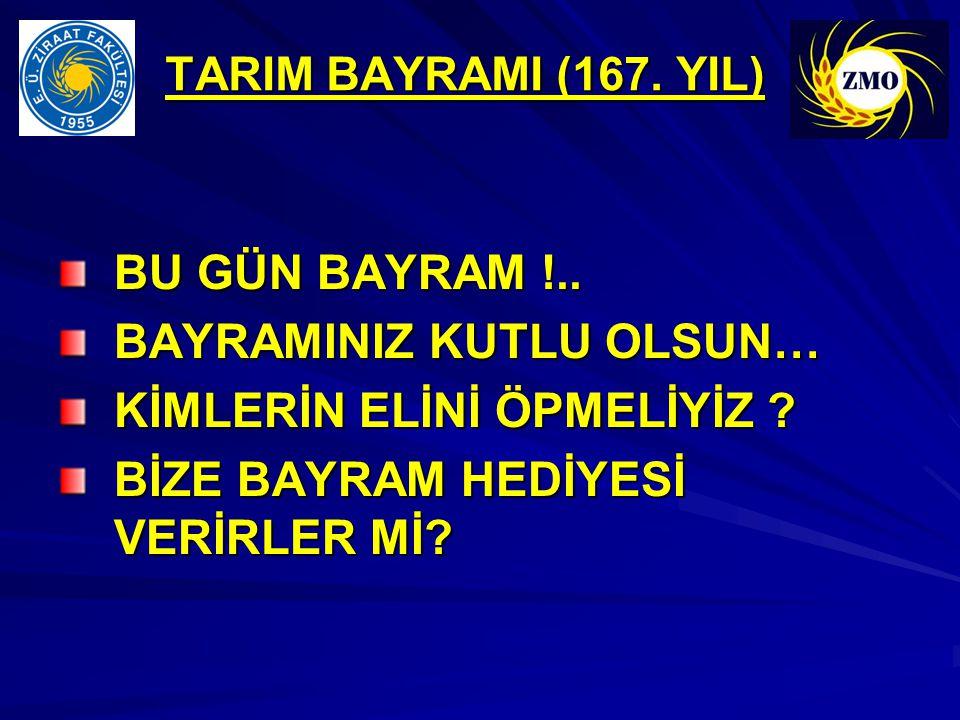 TARIM BAYRAMI (167. YIL) ATATÜRK VE ÇEVRESİNDEKİLER EFENDİMİZİ BÖYLE DİNLEMİŞLER !..
