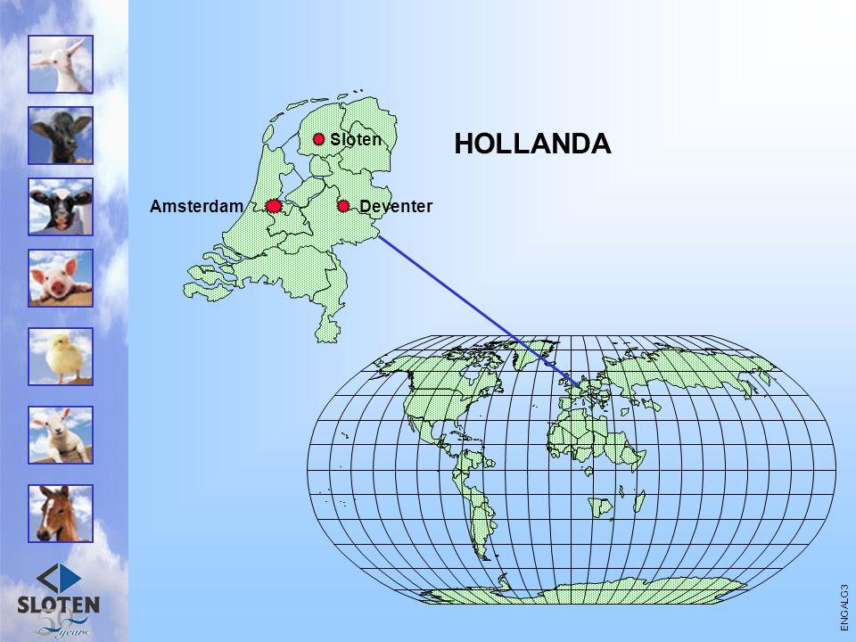 ENGALG3 HOLLANDA Amsterdam Sloten Deventer