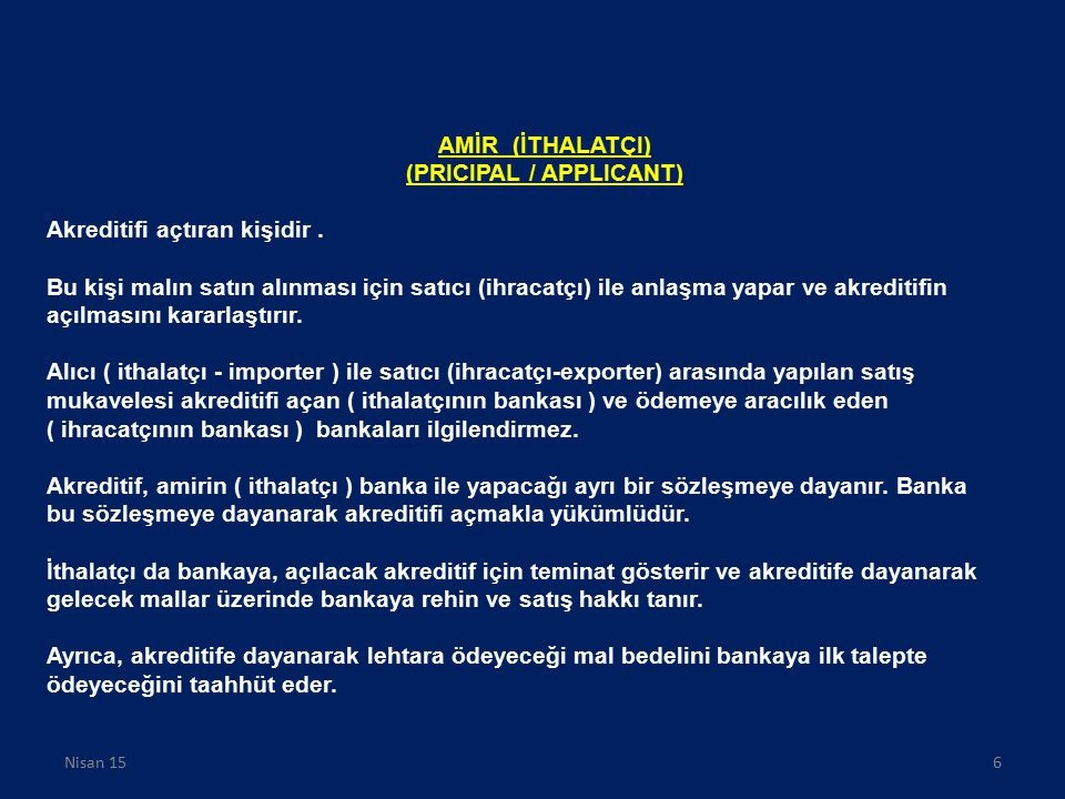 İstenen belgeler Inspection Certificate issued by a worldwide well known company Inspection Certificate 1) Mallar kontrol edilmiştir.