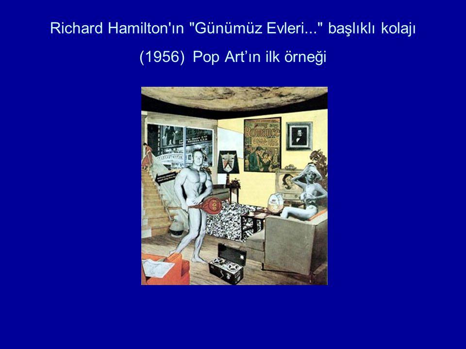Richard Hamilton'ın
