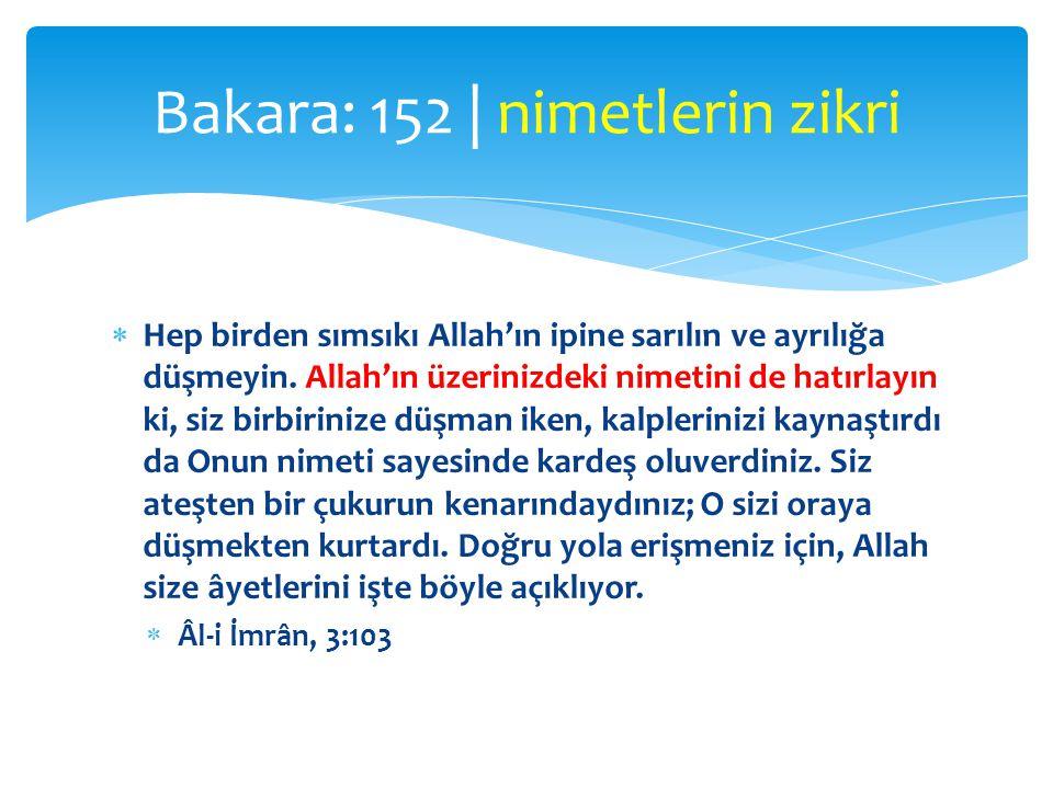  - Adam öldüren, içki içen, hırsızlık yapan, zina eden kimsenin bu durumda Allah'ı zikretmesine ne dersin.