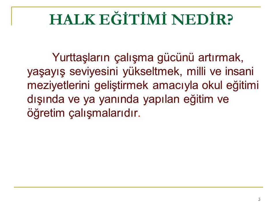 Millet Mektepleri(1928): Yeni harflerin kabul edilmesiyle Atatürk'ün önderliğinde açılmıştır.Köylerde 15-45, kentlerde 16-45 yaşları arasında herkesin okuma yazma belgesi olması zorunlu kılınmıştır.Gezici ve durağandır.