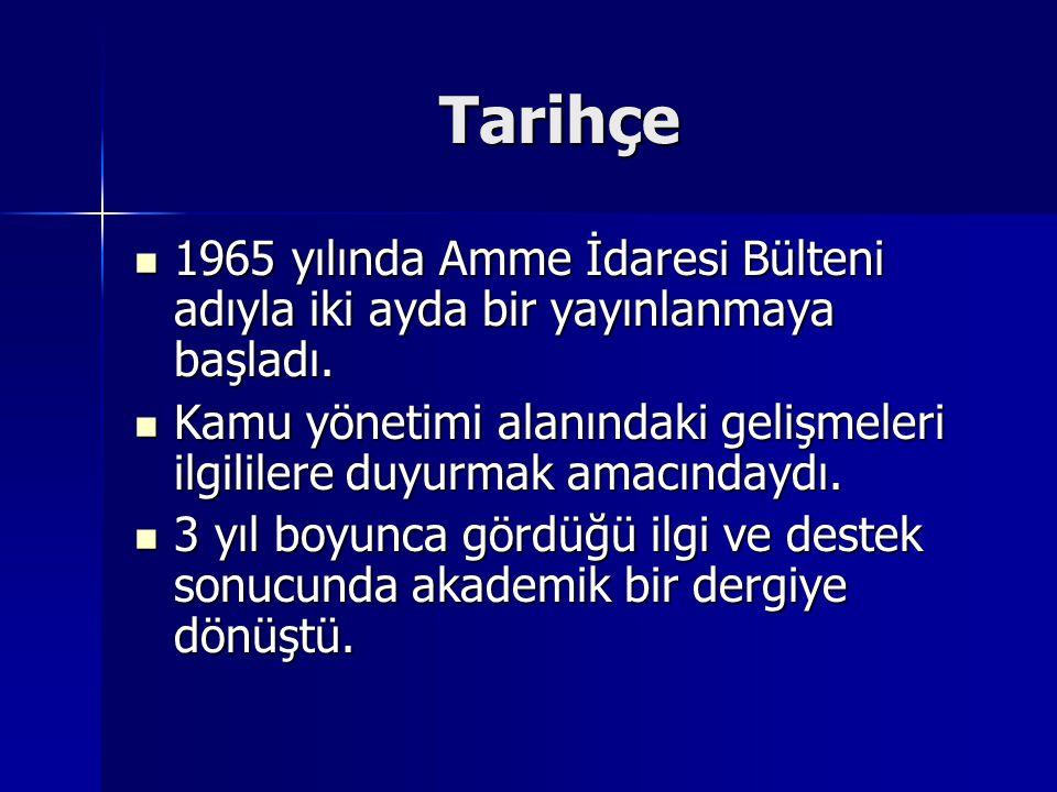 Karar Prof.Dr. Fahir Armaoğlu Prof. Dr. Fahir Armaoğlu Prof.