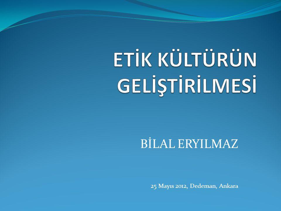 BİLAL ERYILMAZ 25 Mayıs 2012, Dedeman, Ankara