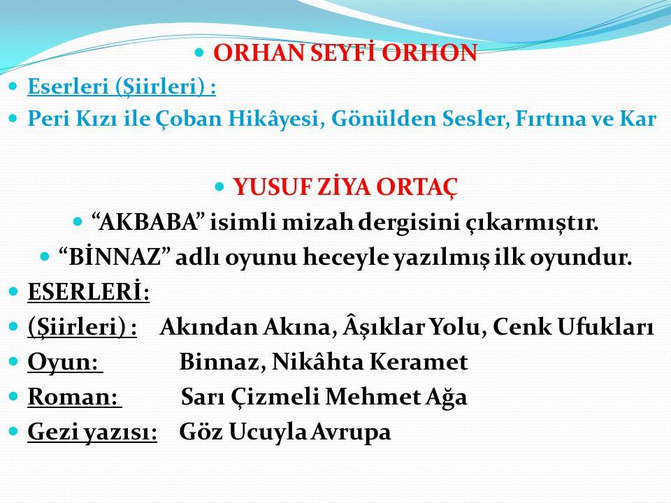 NİYAZİ YILDIRIM GENÇOSMANOĞLU Türk şair ve yazar destan şairi olarak bilinir.
