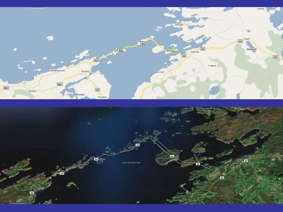 2009 dan beri, Atlantic yolu paralı bir tüneldir.