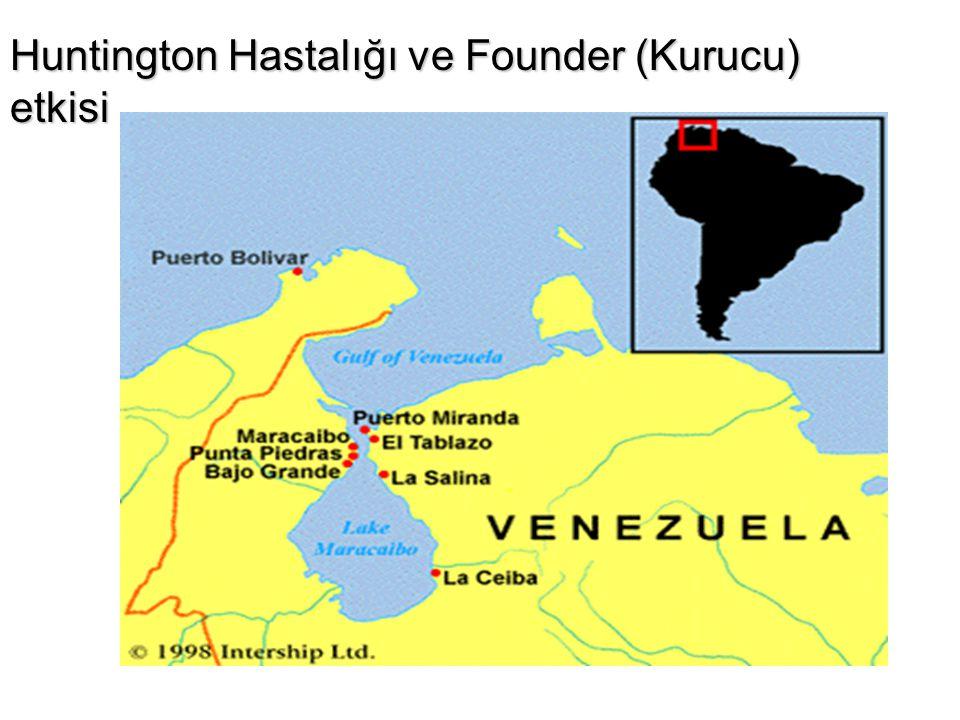 Huntington Hastalığı ve Founder (Kurucu) etkisi