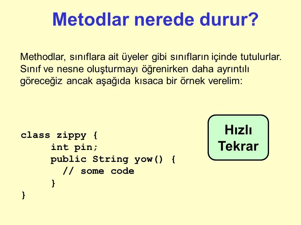 """ParametrelerParametreler Unlike Pseudocode, Java only has """"in"""" parameters.Unlike Pseudocode, Java only has """"in"""" parameters. Thus no need to declare in"""