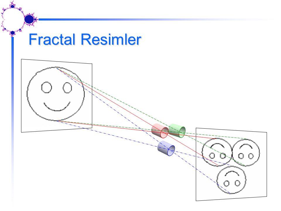Fractal Resimler