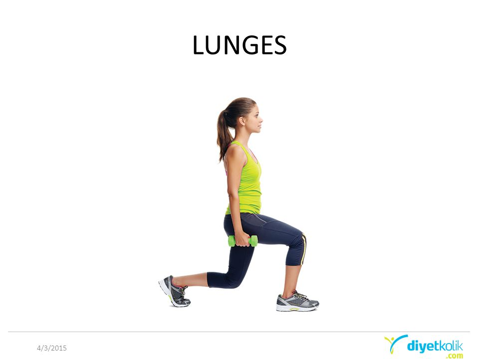 4/3/2015 LUNGES