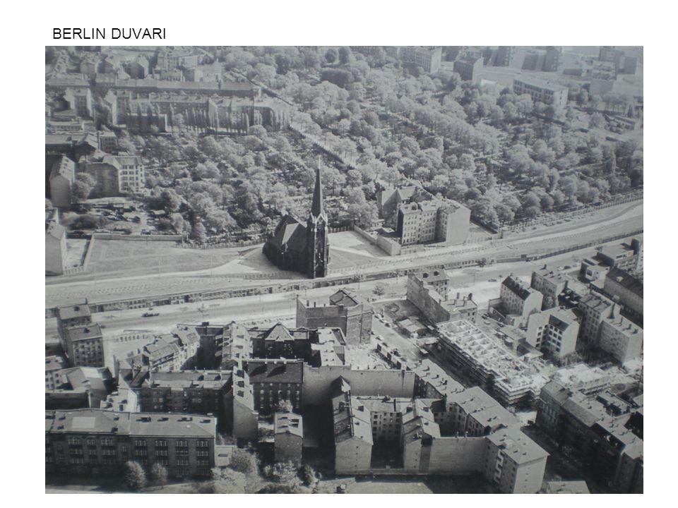 BERLIN DUVARI