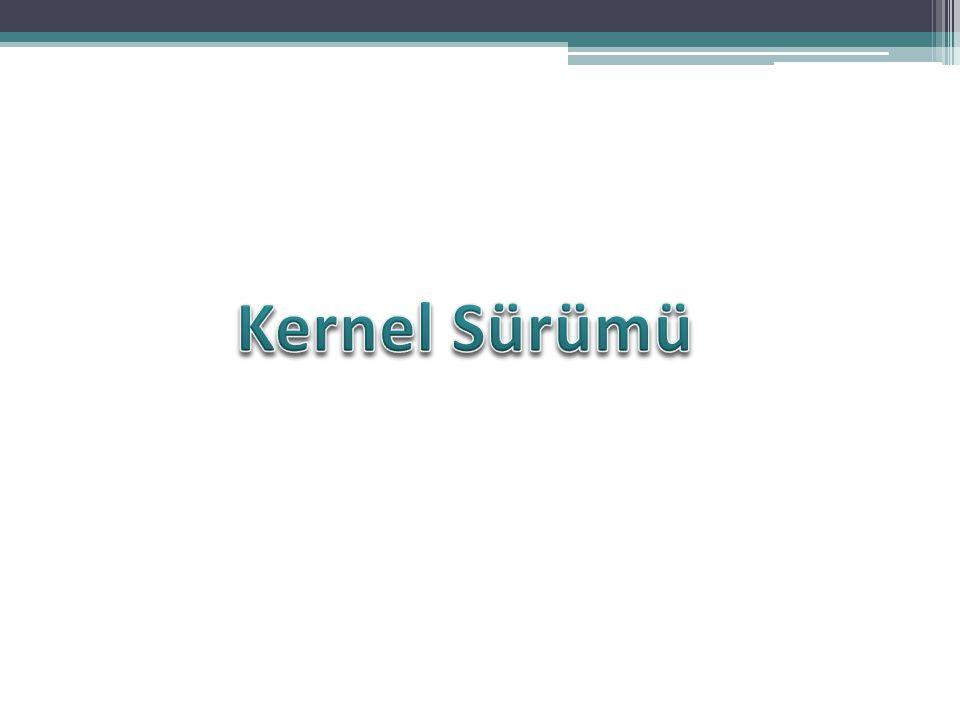 Linux Kernel Nedir.