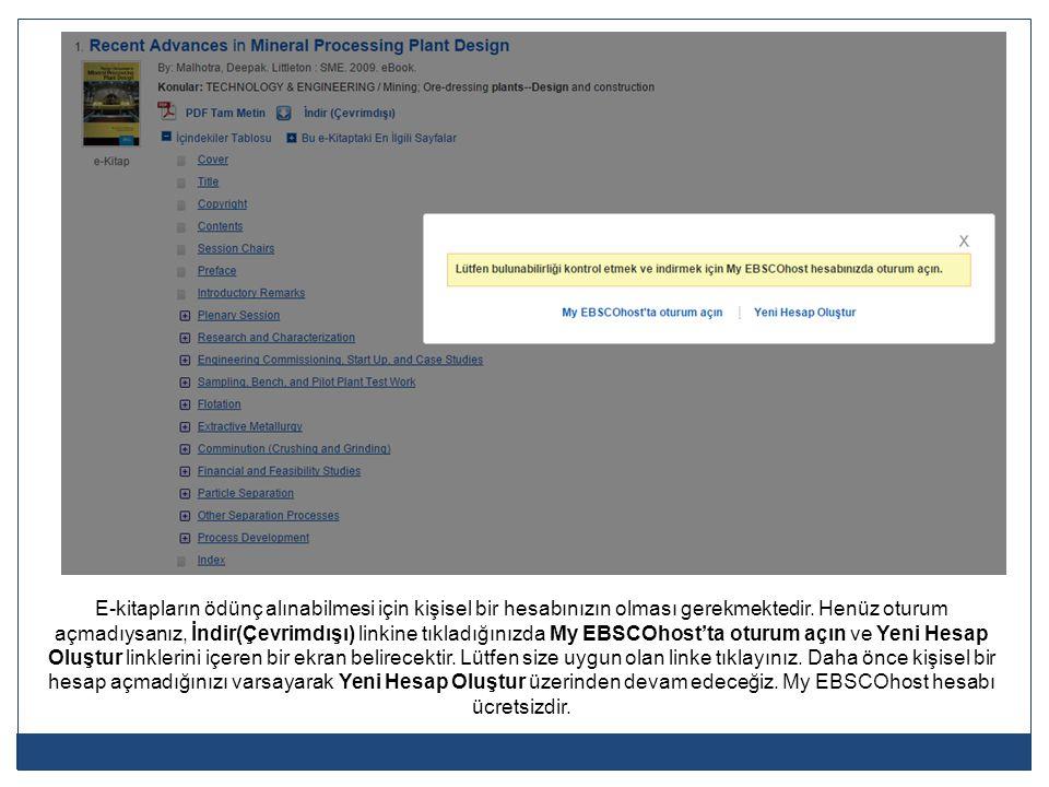 Formu doldurduktan sonra Değişiklikleri Kaydet butonuna tıklayınız.
