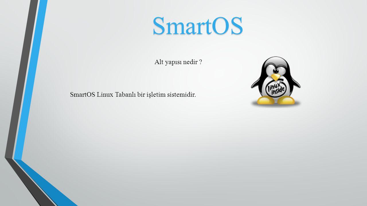 SmartOS SmartOS Linux Tabanlı bir işletim sistemidir. Alt yapısı nedir ?