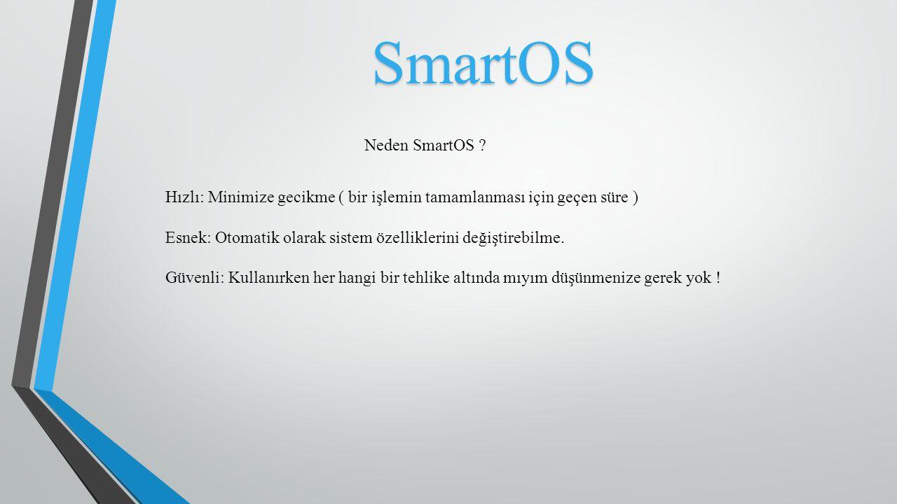 KAYNAKÇA https://smartos.org http://distrowatch.com