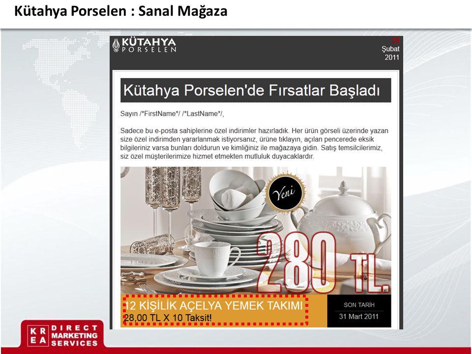 Kütahya Porselen : Sanal Mağaza