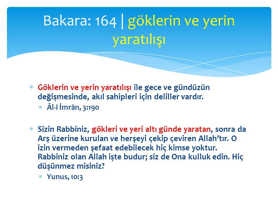  Görmedin mi: Allah gökten bir su indirir de onu yerin kaynaklarına yerleştirir.