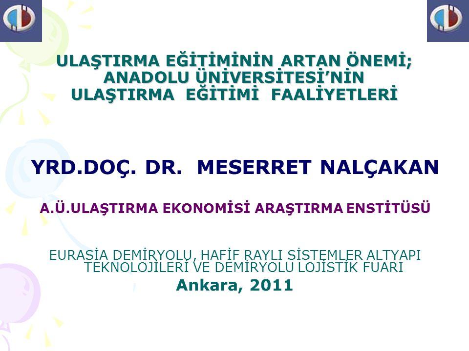 Ulaştırma Ekonomisi Araştırma Enstitüsü 1993 yılında 496 sayılı Kanun hükmünde Kararname ile kurulmuştur.
