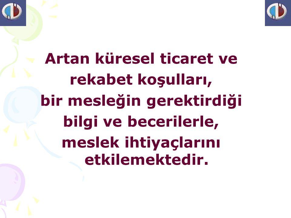 Türkiye'nin elindeki en önemli kaynak, sahip olduğu genç ve dinamik nüfus yapısıdır; Ülkemiz, insan gücünü iyi kullanırsa diğer ülkelerle rekabet edebilecektir.