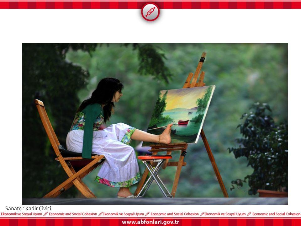 Sanatçı: Kadir Çivici