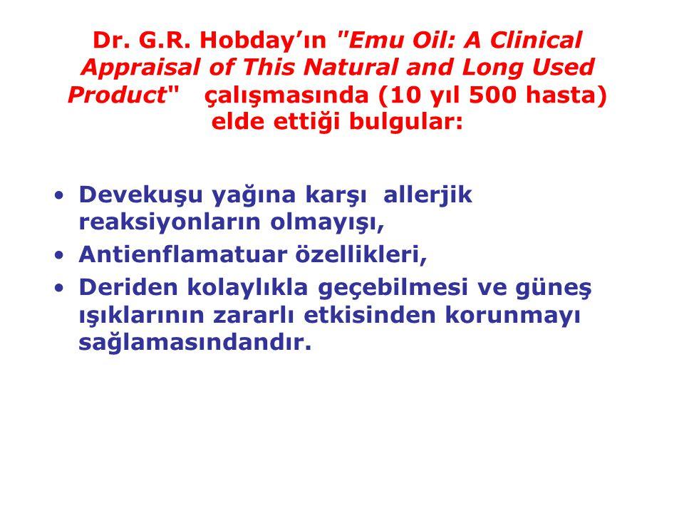 Dr. G.R. Hobday'ın