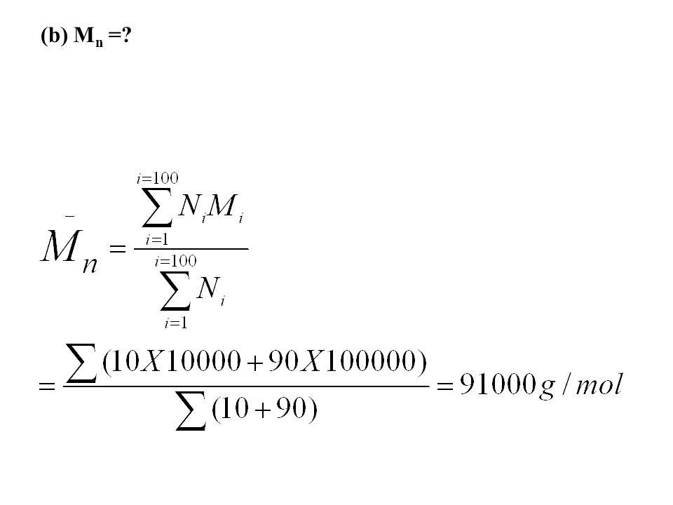(b) M n =?