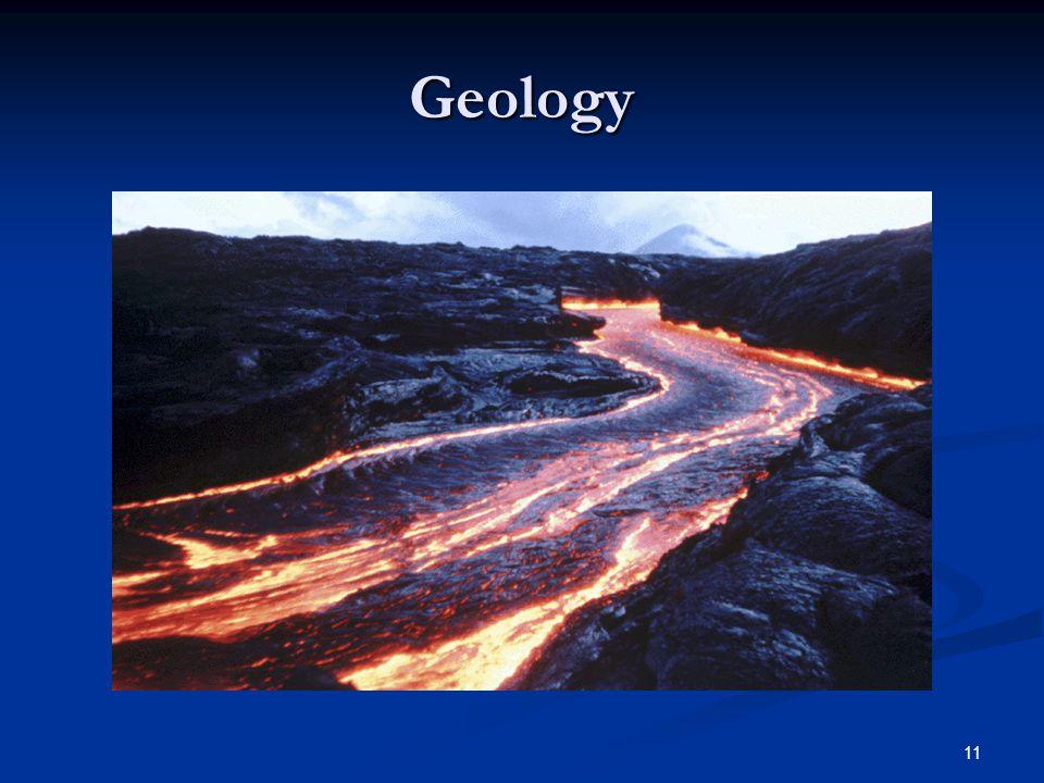 11 Geology