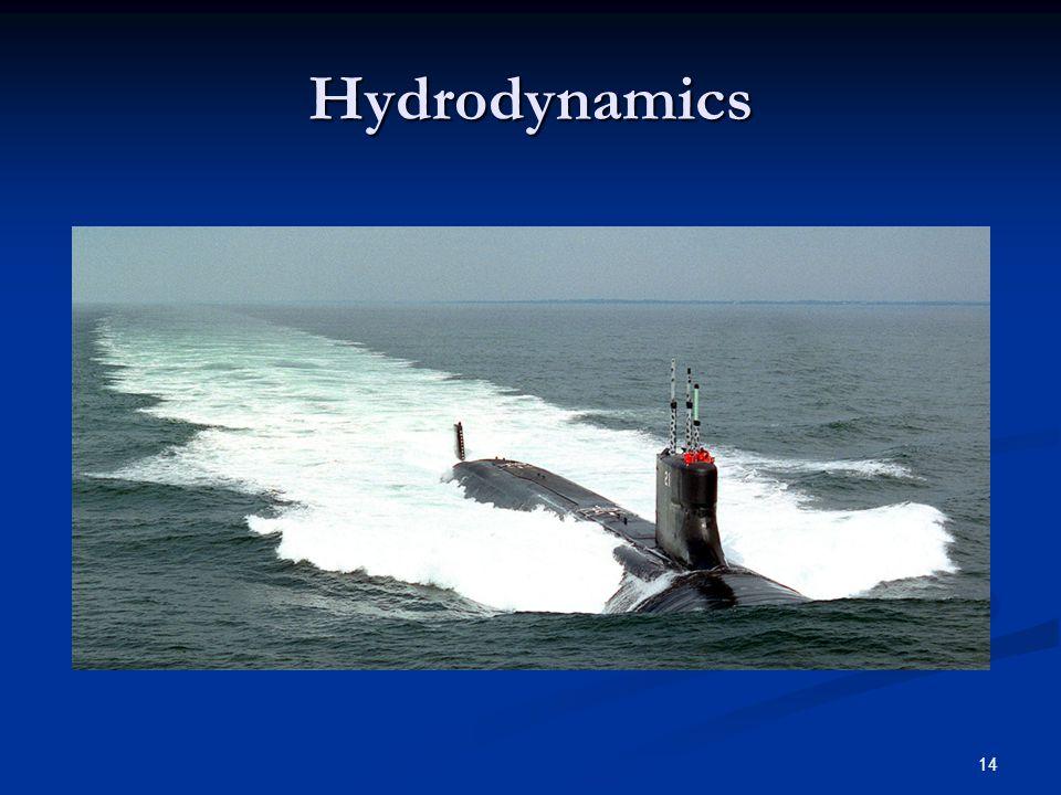 14 Hydrodynamics
