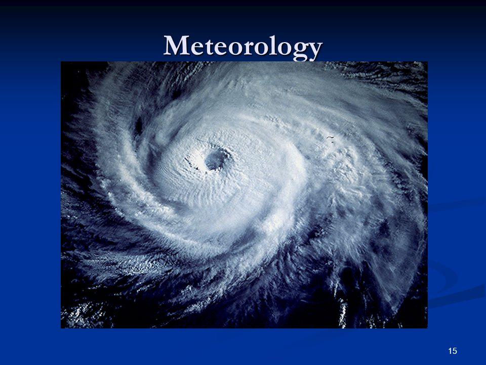 15 Meteorology