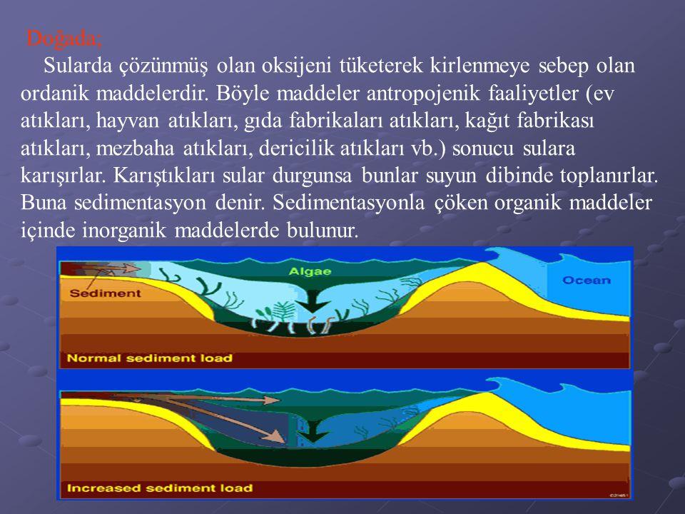 Doğal sedimentasyon genelde çok yavaş cereyan eder, ancak yer çekimi kuvveti yerine merkezkaç kuvveti kullanmak sureti ile hızlandırılabilir.