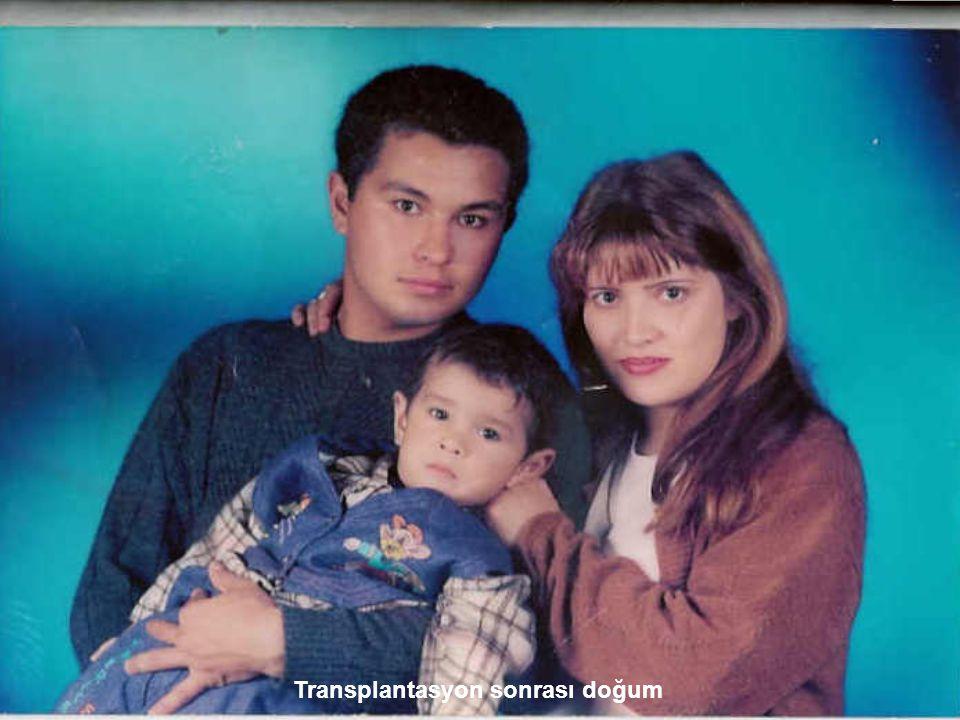 Transplantasyon sonrası doğum