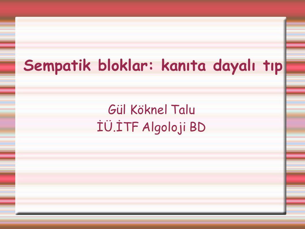 İTF Algoloji,2007-2009  Stellar gang.