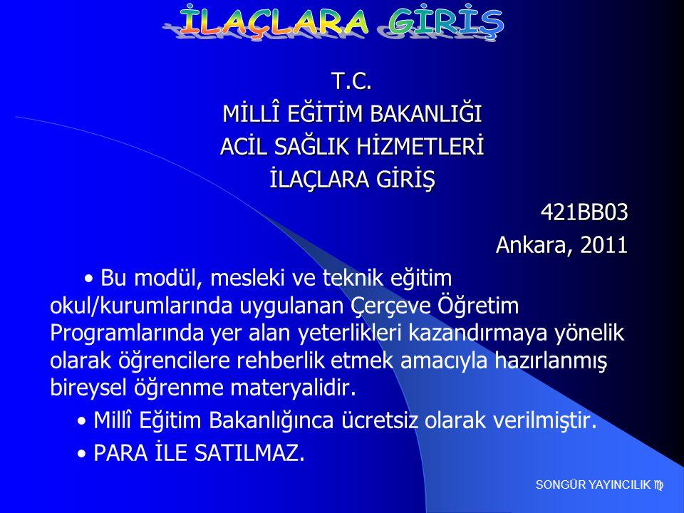 SONGÜR YAYINCILIK  2.