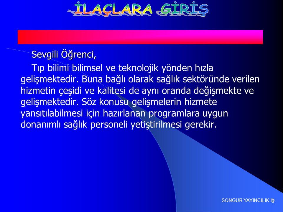 SONGÜR YAYINCILIK  ÖLÇME VE DEĞERLENDİRME 2.