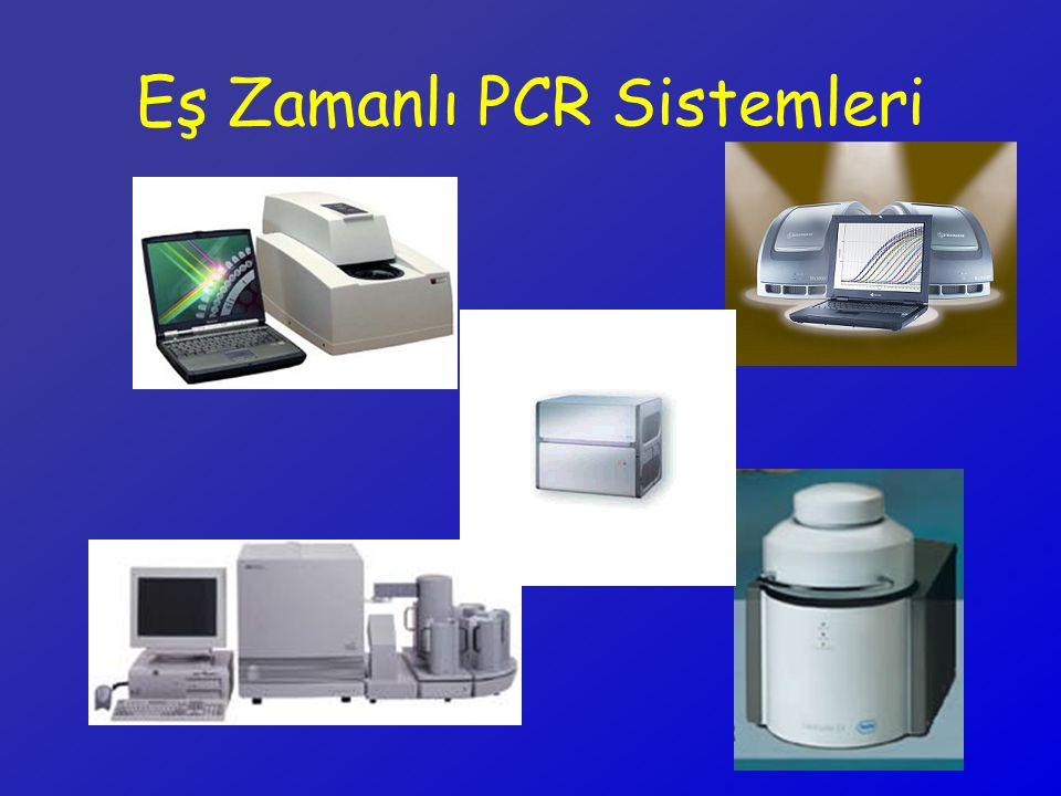 Eş Zamanlı PCR Sistemleri