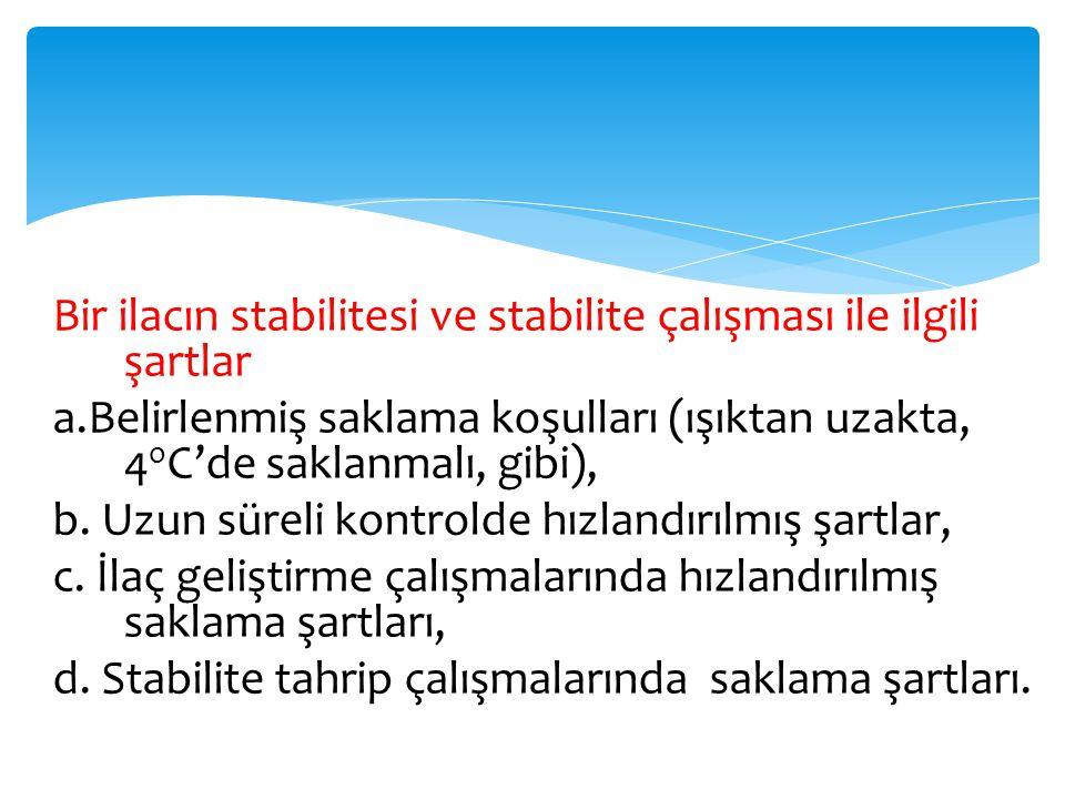 Stabiliteye etki eden faktörler  1.