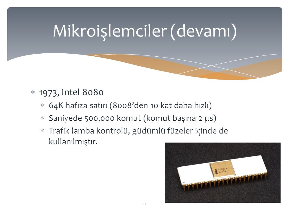 36 32 Bitlik Mimari