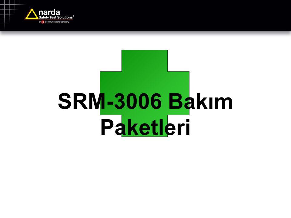 SRM-3006 Bakım Paketleri