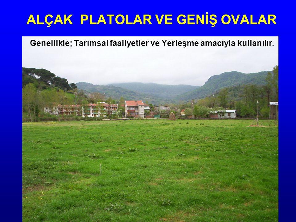 Doğu ve Güneydoğu Anadolu bölgeleri drenaj ve topoğrafya özellikleri nedeniyle Hidroelektrik potansiyelleri yüksektir.