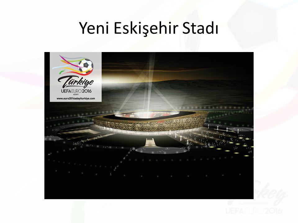 Yeni Eskişehir Stadı