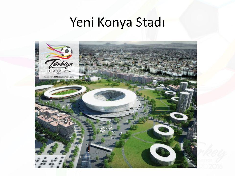 Yeni Konya Stadı