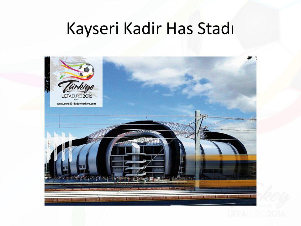 Kayseri Kadir Has Stadı
