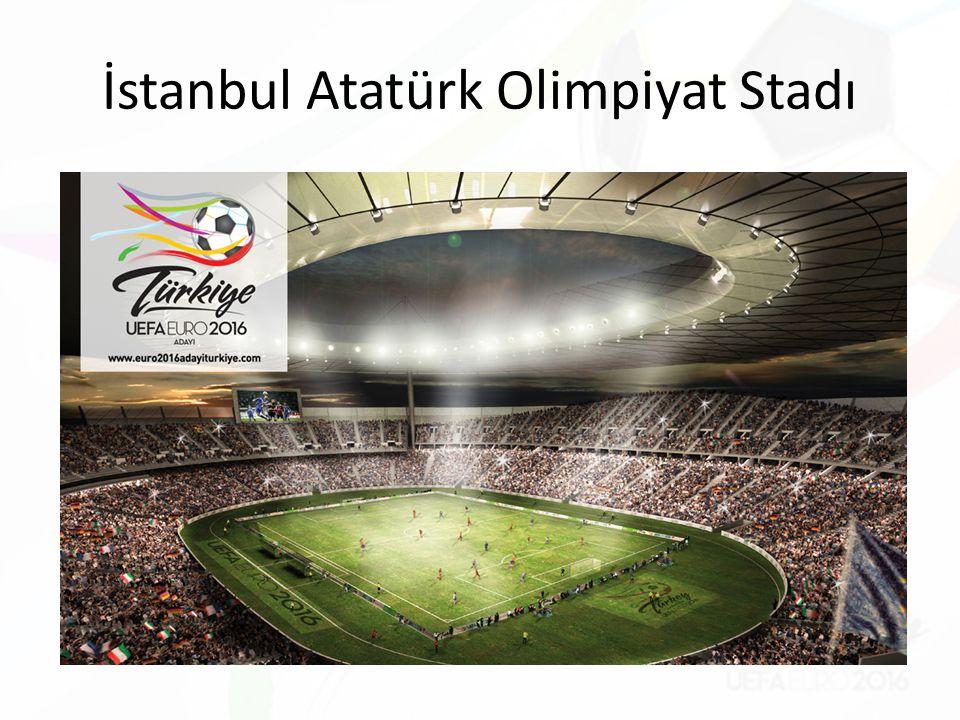 İstanbul Atatürk Olimpiyat Stadı